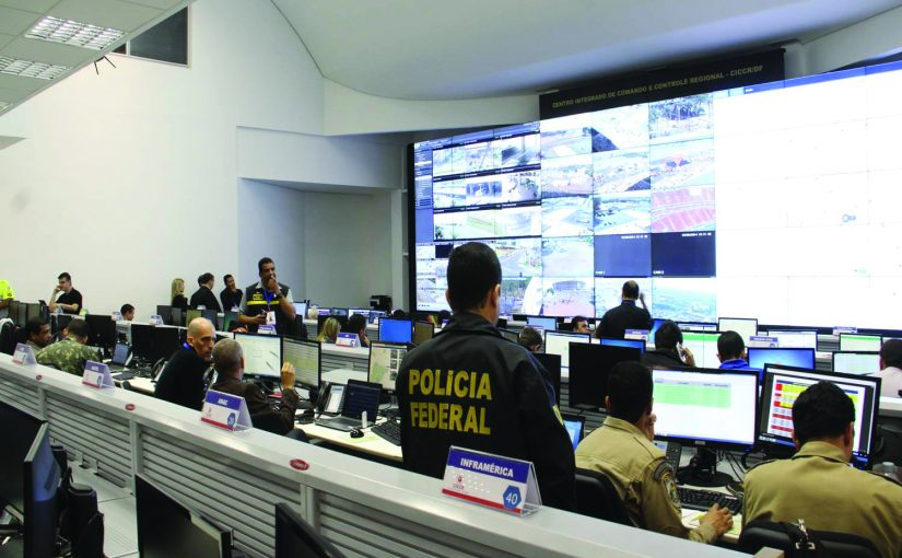 the Integrated Command and Control Center (CICC) is the main operational and tactical structure of the SICC