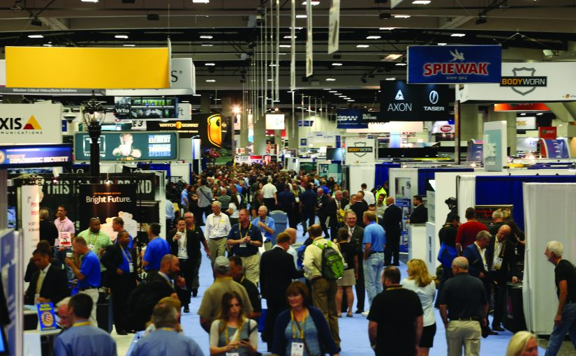 IACP 2016 Expo Crowds