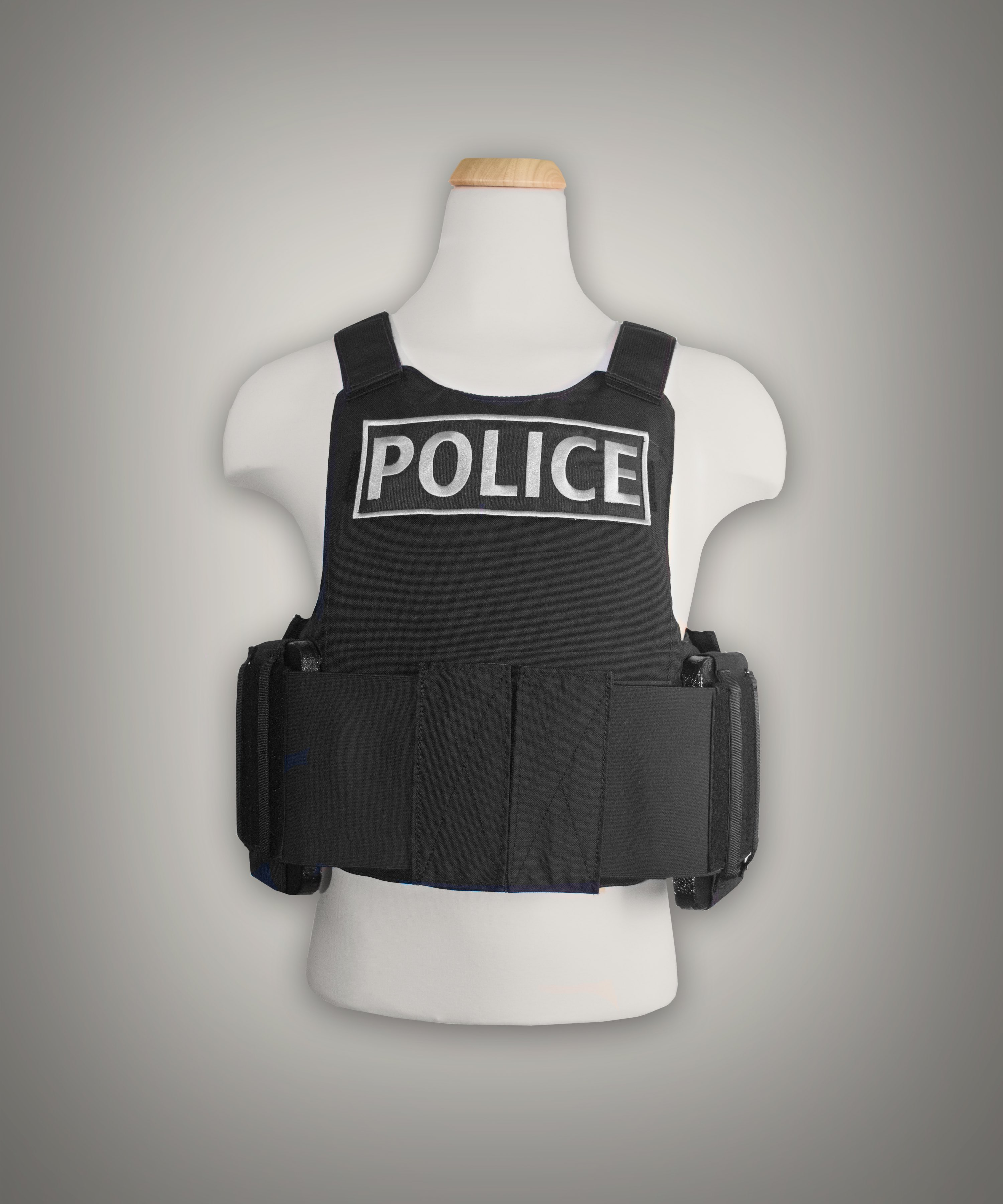 Standard ballistic vest